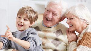 Giornata mondiale nonni ed anziani COVER